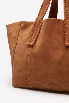 Springfield Split leather shopper bag 36