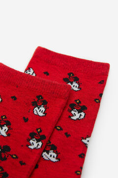 Springfield Long Minnie socks  bordeaux