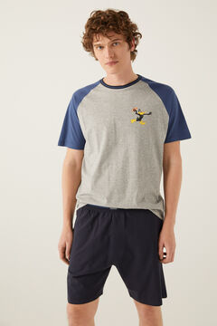 Springfield Daffy Duck pyjamas blue
