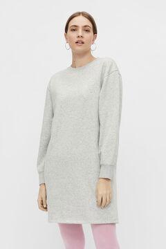 Springfield Vestido felpa gray