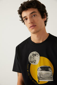 Springfield Urban T-shirt black