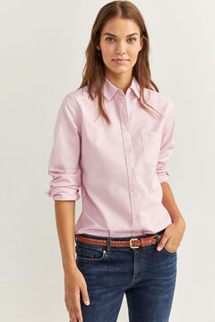 Springfield Oxford Shirt purple