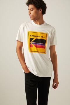 Springfield Kodak t-shirt ecru