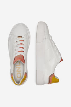 Springfield Canvas sneakers white