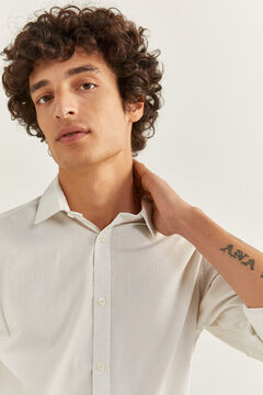 Springfield LIQUID-REPELLENT SHIRT grey