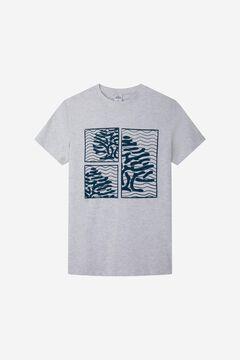 Springfield Logo T-shirt grey
