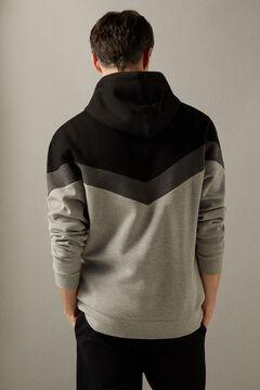 Springfield V hoodie black