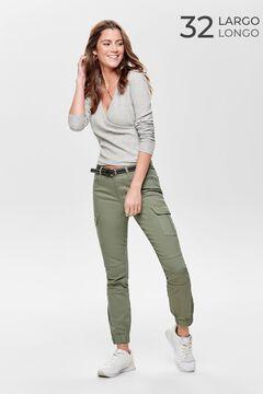 Springfield Cargo trousers grün