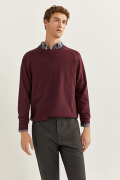 Springfield TEXTURED JUMPER red