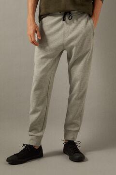 Springfield Interlock joggers gray