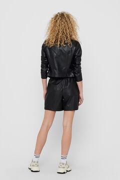 Springfield Biker jacket noir