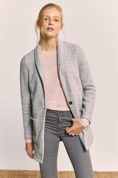 Springfield Pockets Blazer gray