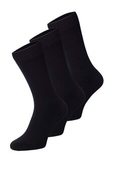 Springfield 3-pack essentials socks black