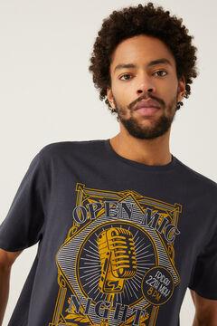 Springfield Guitar t-shirt blue