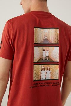 Springfield The Shining T-shirt terracotta