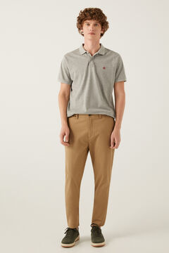 Springfield Stretch chinos stone