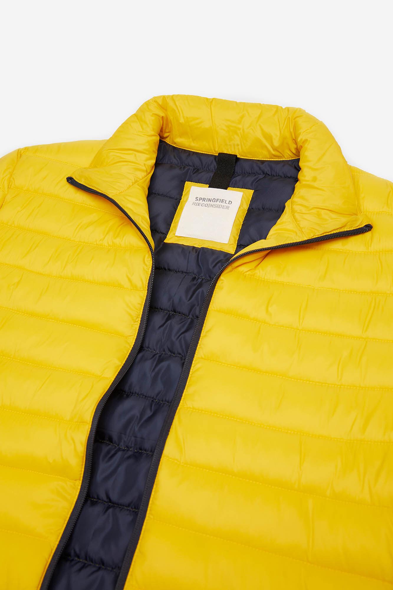 Wasserabweisende, gepolsterte Jacke   Jacken   Springfield Man & Woman