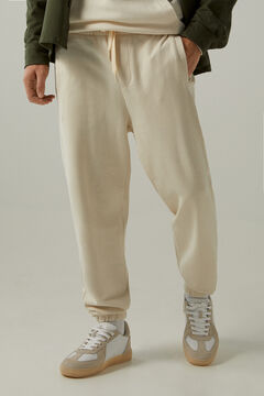 Springfield Essential joggers natural