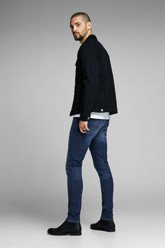 Springfield Jeans Liam skinny fit azulado