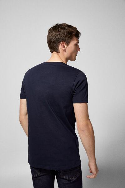 Springfield - Helmet print t-shirt - 4