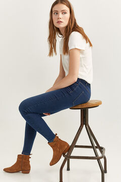 Springfield JEGGINGS blue