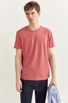 Springfield ESSENTIAL TREE T-SHIRT pink
