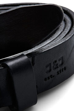 Springfield Classic leather belt black