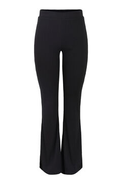Springfield Flared trousers black