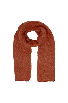 Springfield Plain scarf brown
