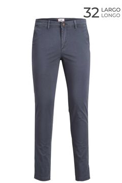 Springfield Straight trousers black