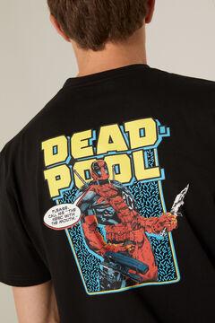 Springfield Deadpool T-shirt light gray