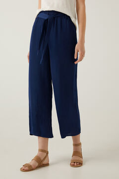 Springfield Floaty culottes blue