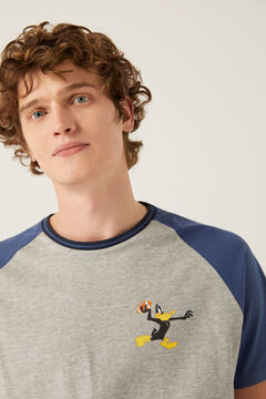 Springfield Pijama Pato Lucas azul