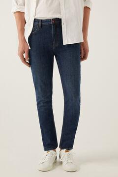 Springfield Jeans skinny bi-stretch azul