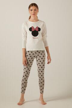 Springfield Pijama Disney Minnie gris