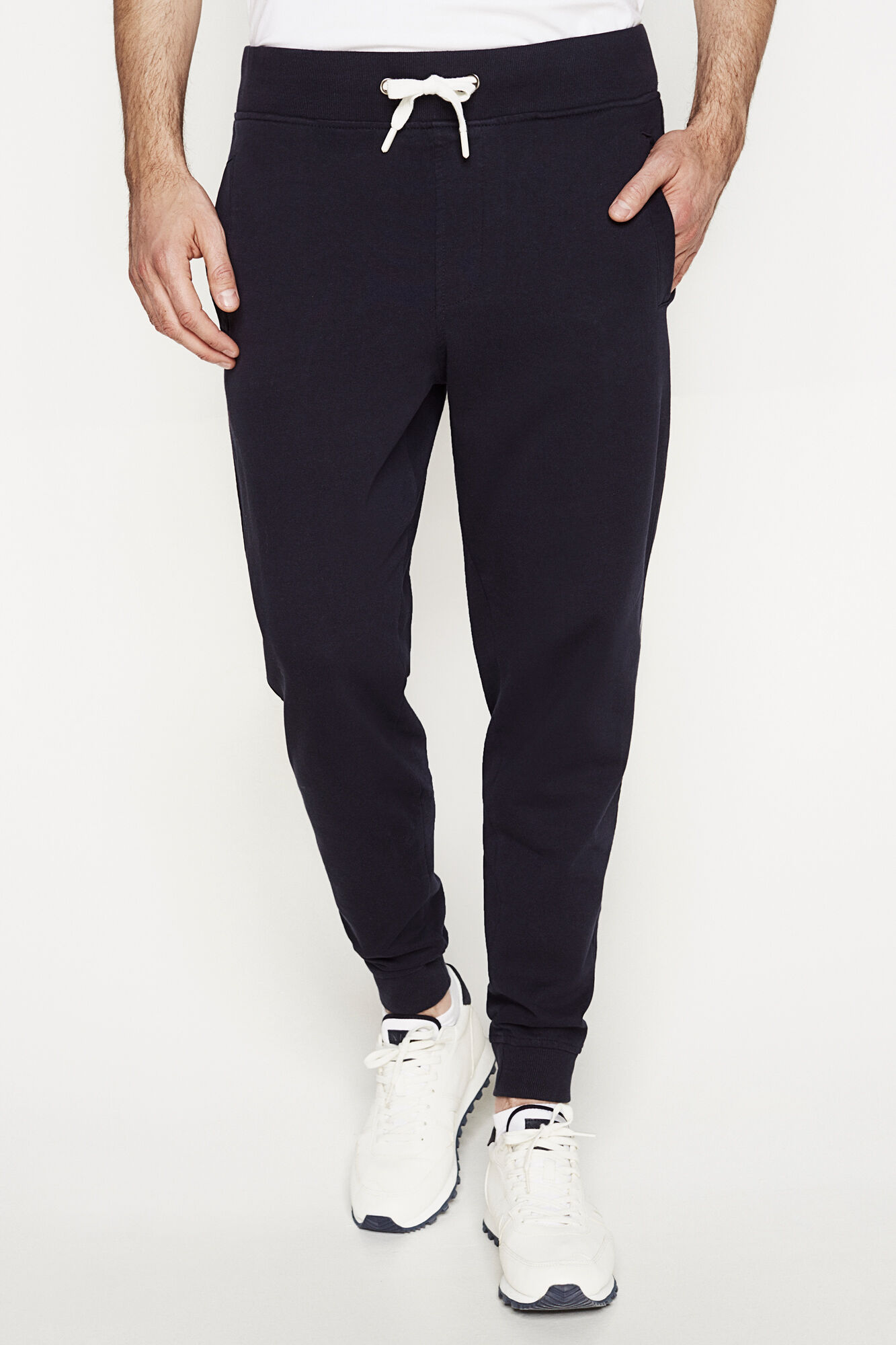 Mens Joggers Pique Trousers Springfield Low Cost Online Cheap Largest Supplier Cheap Sale Low Price Fee Shipping Clearance Collections Best Online cZqWT