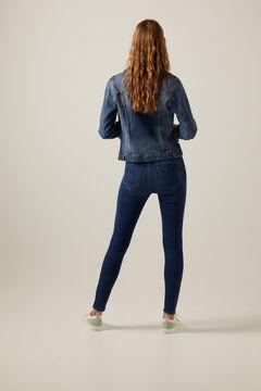 Springfield Jeans body shape lavavage durable blau
