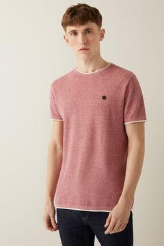 Springfield T-Shirt Zwirn orange