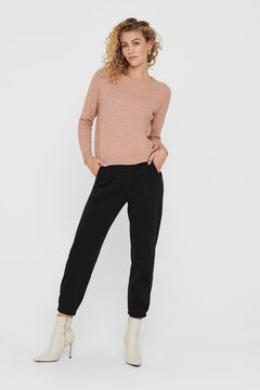 Springfield Long-sleeved jumper pink