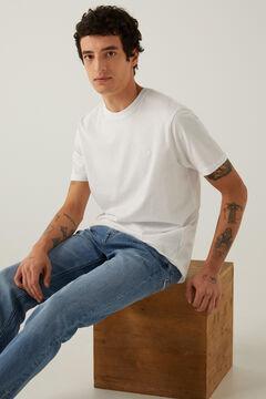 Springfield Basic logo t-shirt white