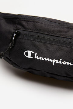 Springfield Bolsa con bolsillos y logo bordado negro