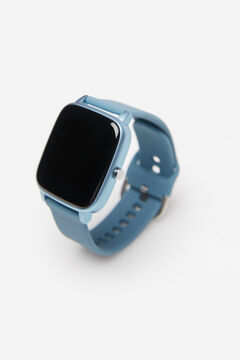 Springfield BODY TEMPERATURE SMART WATCH steel blue