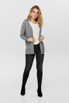 Springfield Pockets cardigan gray
