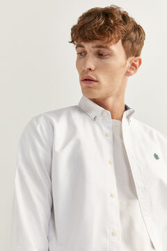 Springfield CHEMISE OXFORD blanc