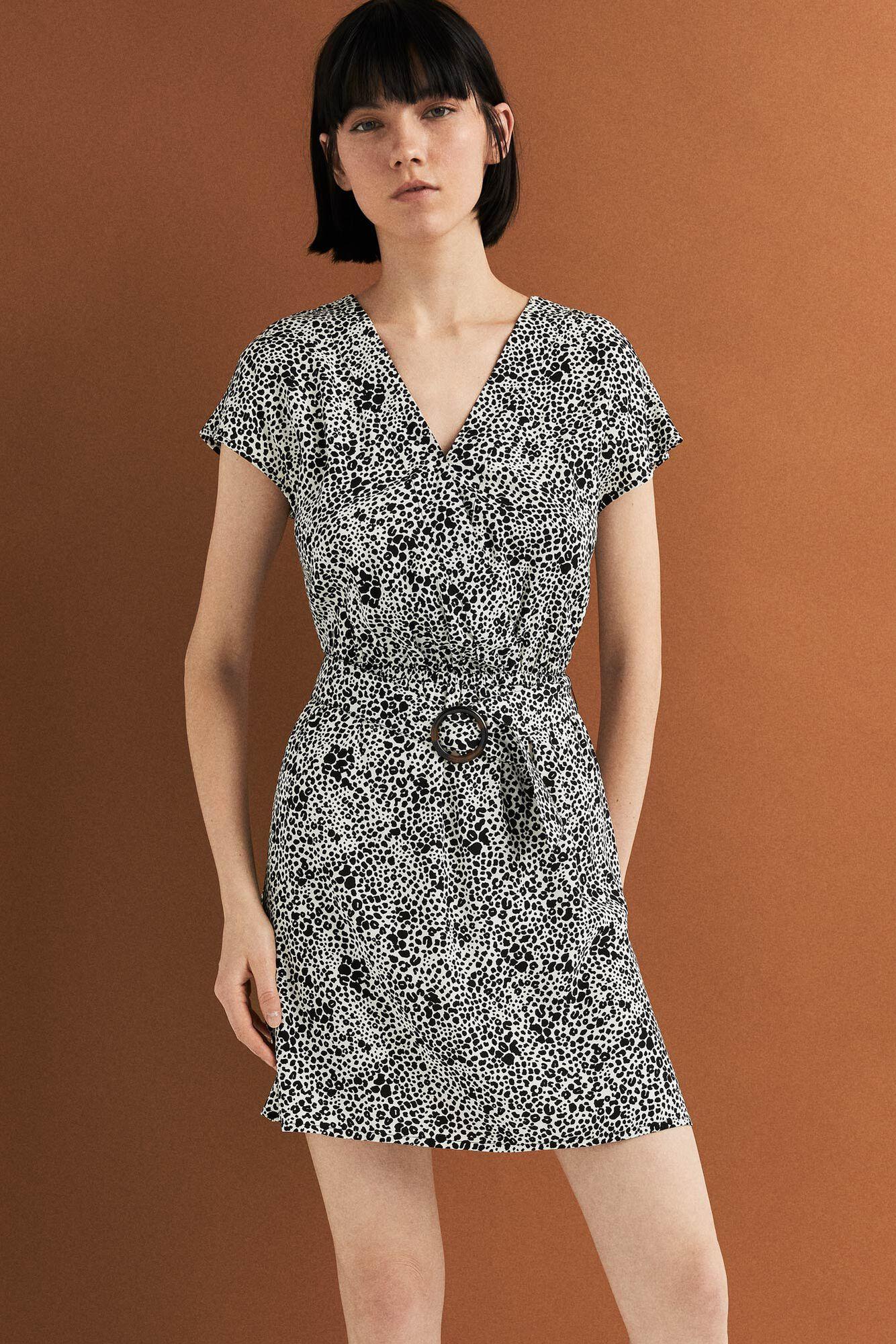 0d51992e Animal print dress
