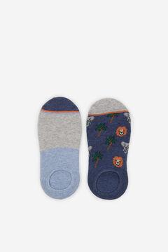 Springfield Pack safari socks bluish
