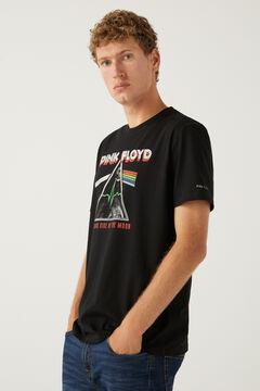 Springfield Pink Floyd T-shirt black