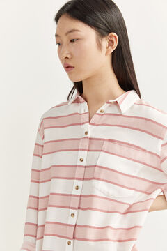 Springfield Striped shirt rust
