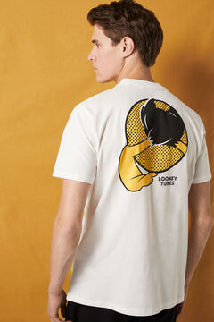 Springfield Looney Tunes T-shirt ecru