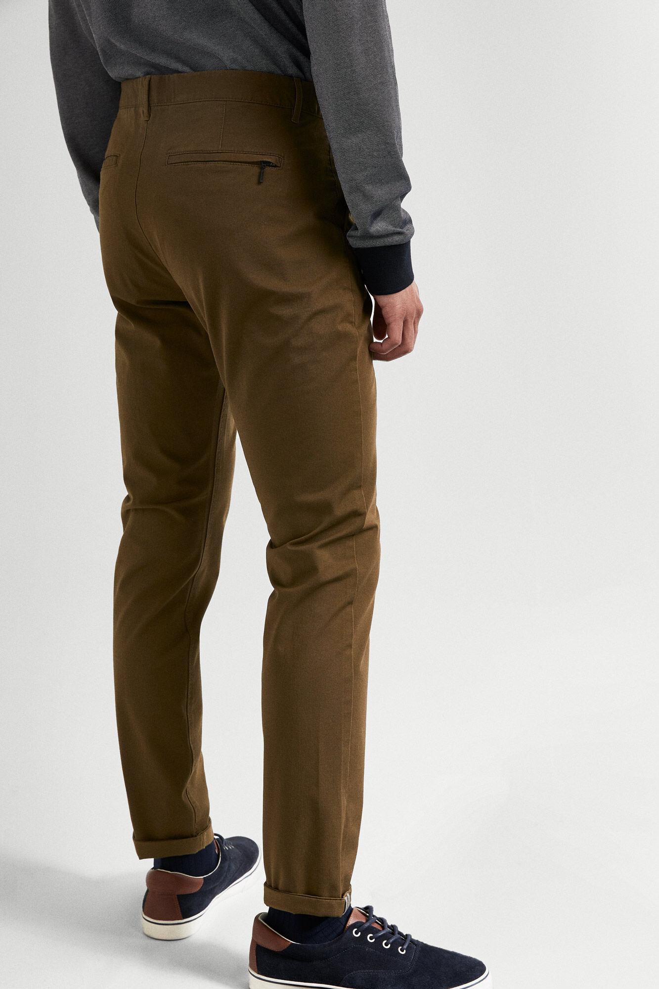 Slim Zero Stretch Bi Chino Pantalons Springfield Gravity afnqZaxdE